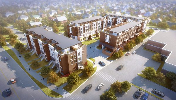 New Condminium Project at 9560 Islington Ave, Vaughan, ON L4H 3G7