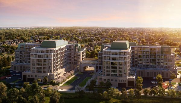 New condo project at 11750 Ninth Line, Whitchurch-Stouffville, ON L4A 8B4