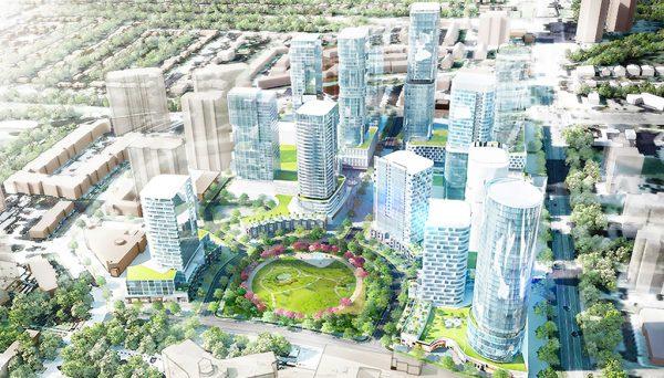 Agincourt Mall Redevelopment Master-Planned Community