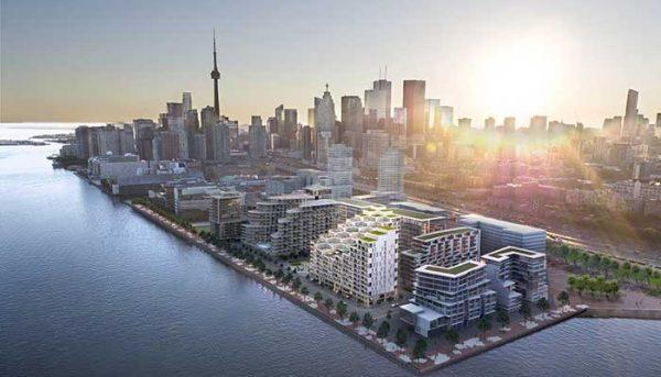 Bayside Toronto Master-Planned Community