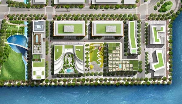 Bayside Toronto luxury waterfront community