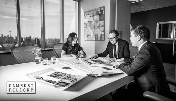 Most established and respected real estate developers in the GTA