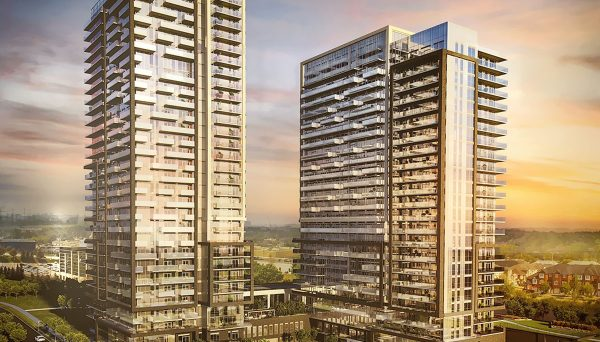 New Condo Project at 150 High Tech Rd, Richmond Hill, ON L4B 4N5