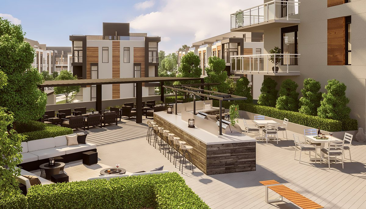 New condo Project at 1000 Elgin Mills Road East, Richmond Hil, ON L4S 1M4