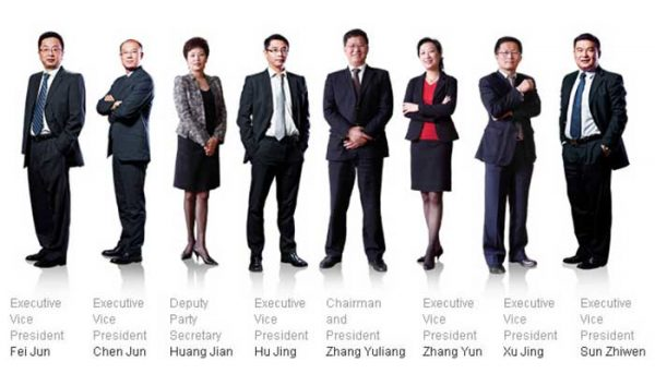 Greenland Development Management Team