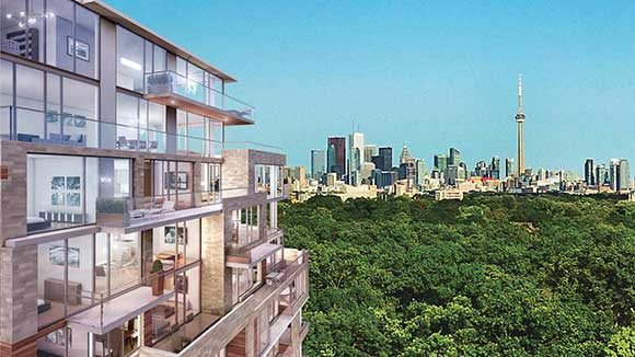 Condo Project in High Park Neighbourhood
