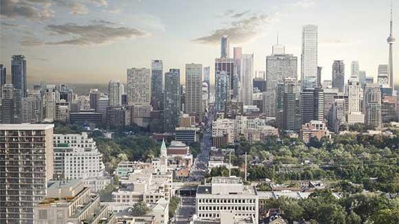 Midtown Toronto Neighbourhood