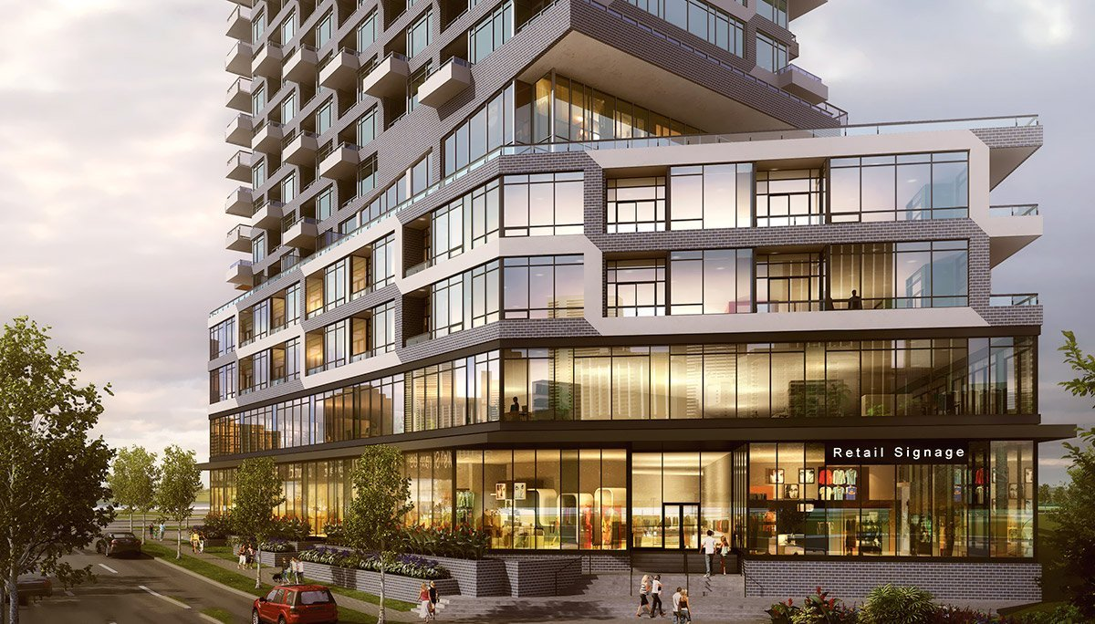 Oak and Co Condos is a new condominium development by the Cortel Group in Oakville.