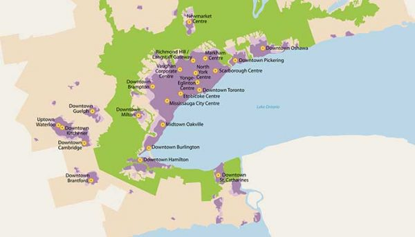 The Growth Plan for the Greater Golden Horseshoe