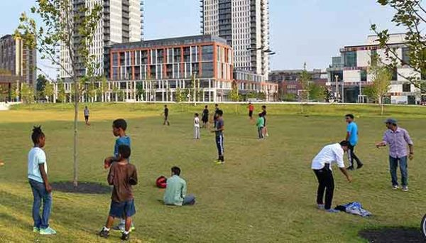 Regent Park Revitalization Master-Planned Community