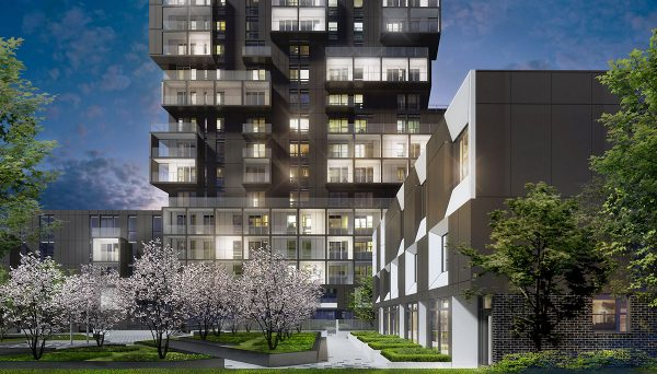 New Condo Project at Vanauley St, Toronto, ON M5T