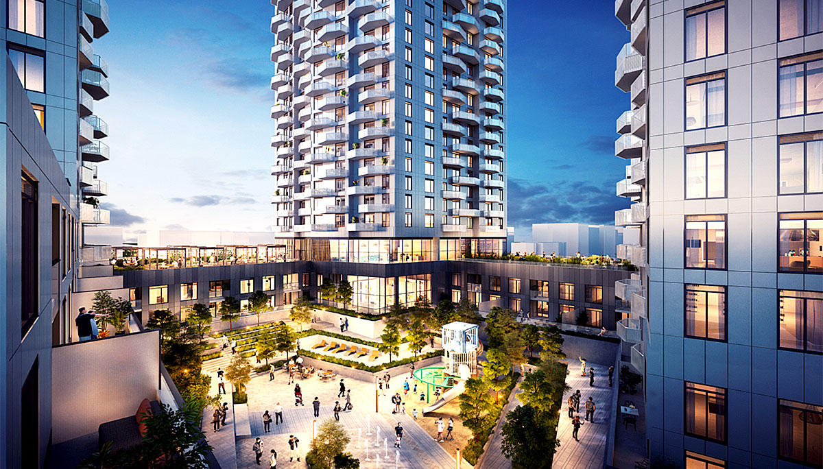 New Condominium Development in City of Vaughan
