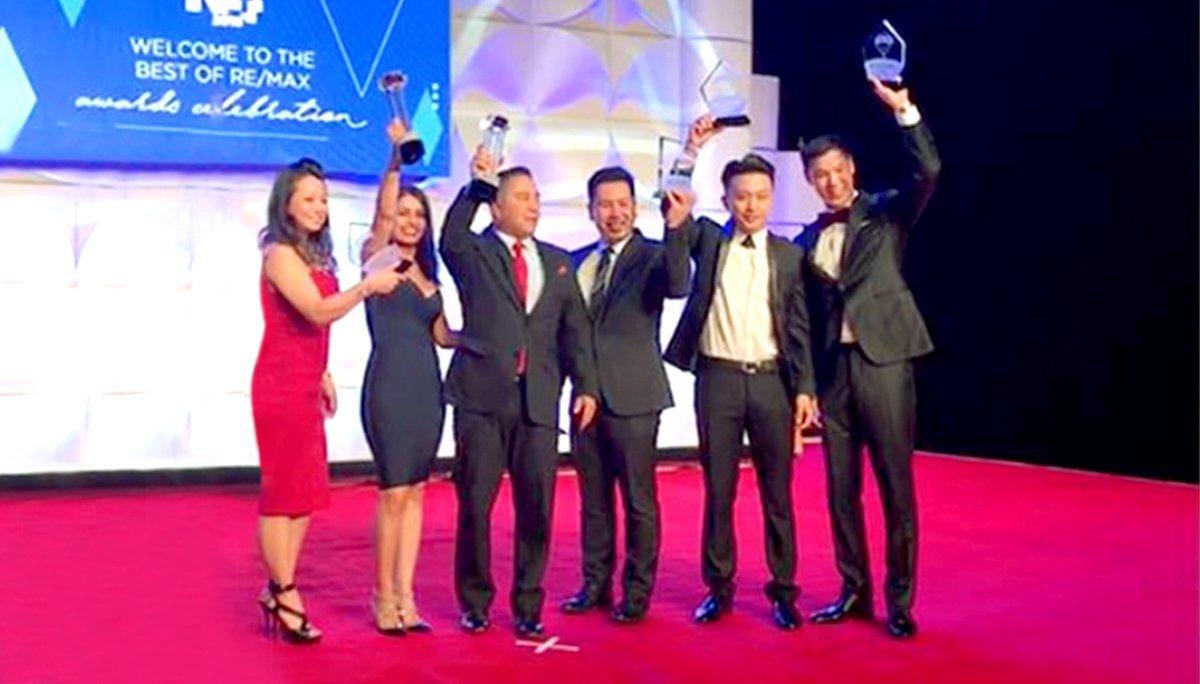 Platinum Agent Award