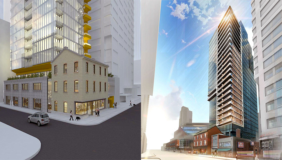 New Condo Project at 771 Yonge St, Toronto, ON M4W 2G4