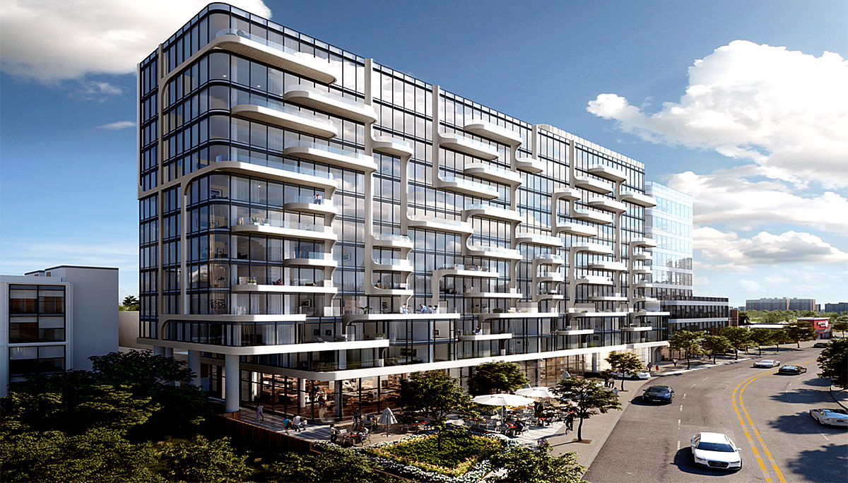 New Condo Project at 328 Dupont St, Toronto, ON M5R 1V9