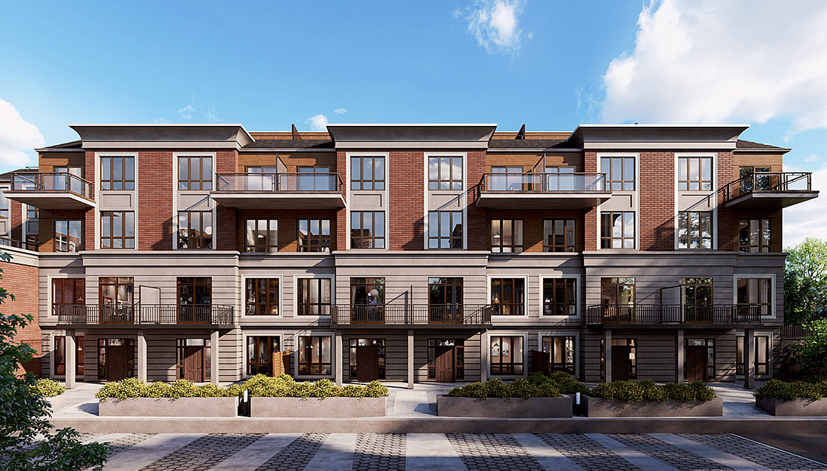 New Condo Project at 4005 Hickory Dr, Mississauga, ON L4W 1L1
