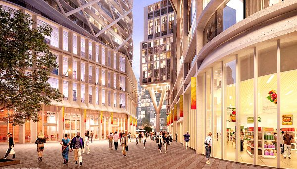 Downtown Toronto Condo Project sits at 234 Simcoe Street