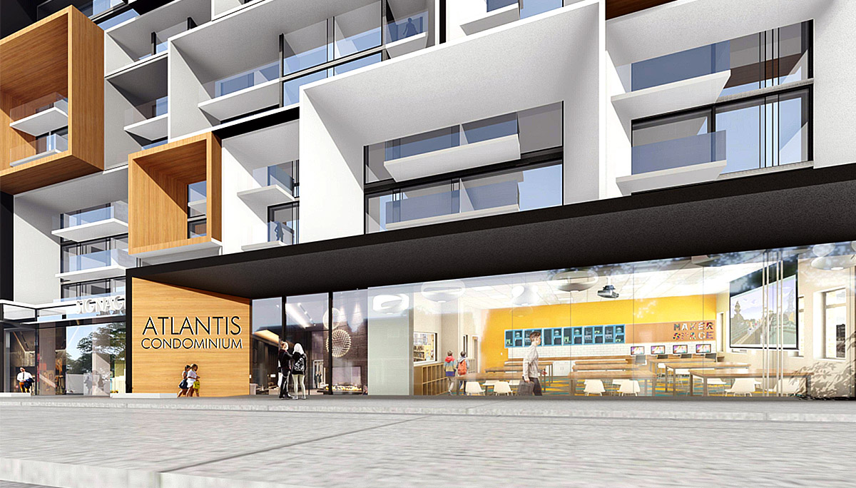 New Condo Project at 34 Steeles Ave E, Thornhill, ON L3T 1B2