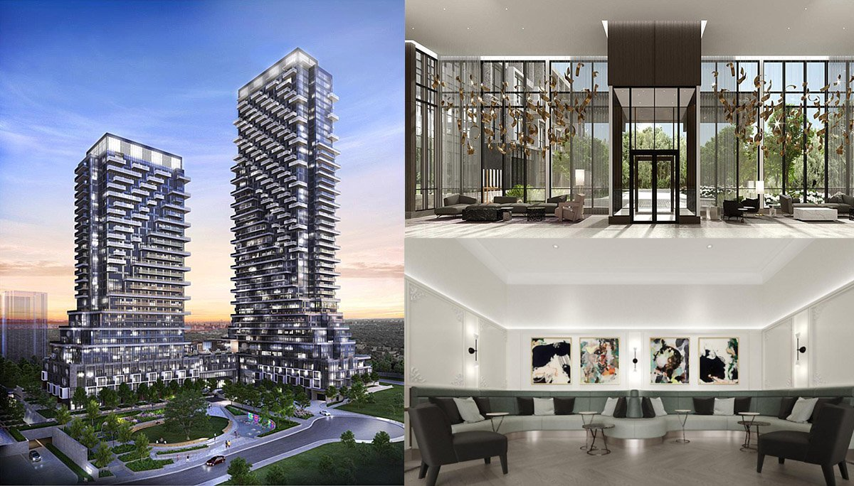New Condo Project at 095 Leslie St, North York, ON M3C 2K9