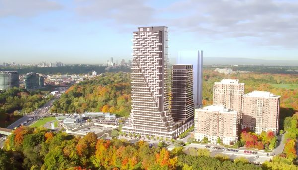 New Condo Project at 1095 Leslie St, North York, ON M3C 2K9