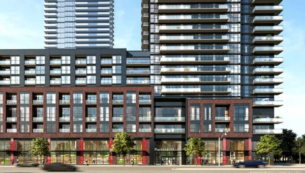New Condo project at Mississauga master-planned community