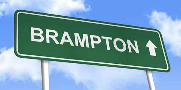 The City of Brampton has over 600,000 residents