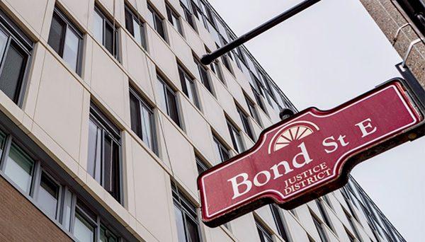 Mid-rise Residential Condominium Tower ion Ajax