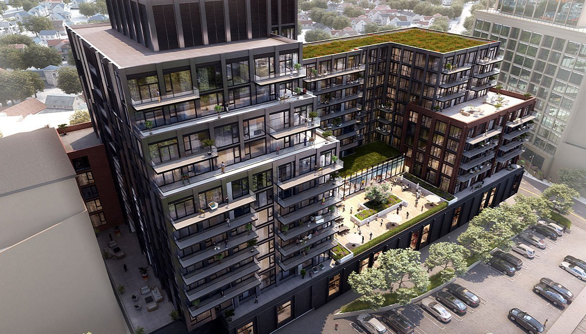 New Condo Project at 2452 Bloor St W, Toronto, ON M6S 4E4