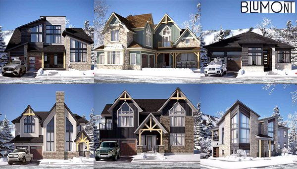 BLUMONT Homes