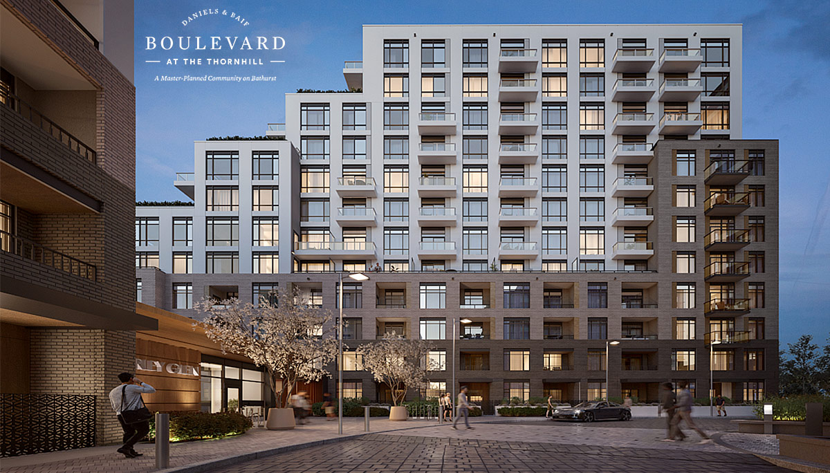 Boulevard At The Thornhill
