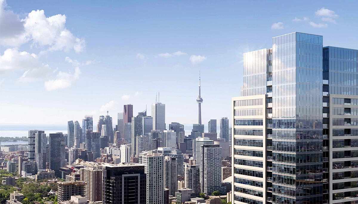 New Condo Project at 609 Sherbourne St, Toronto, ON, M4X 1L7