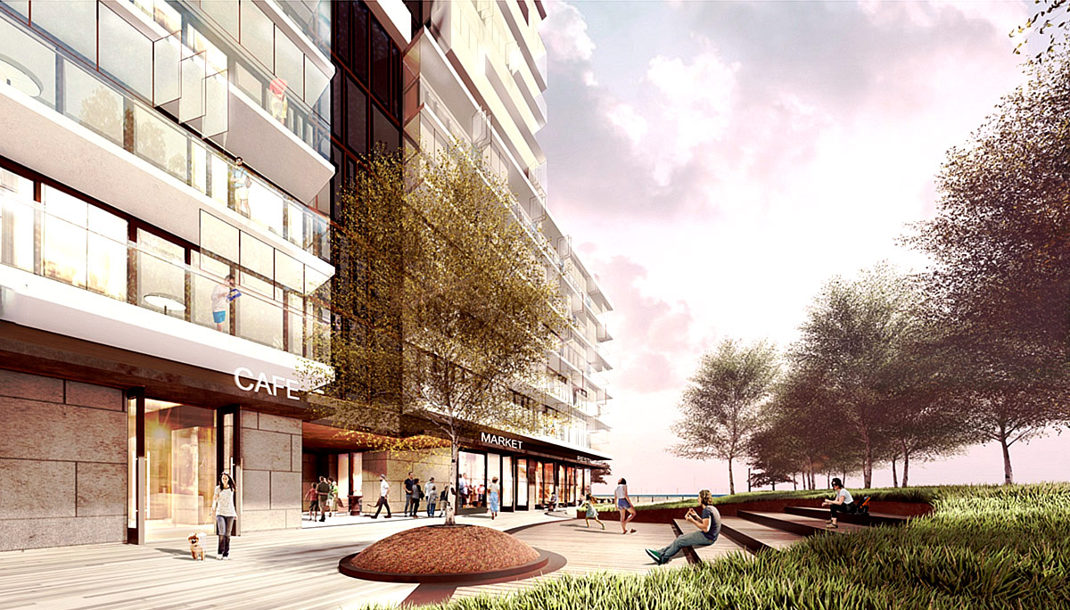 New Condo project at 2101 Old Lakeshore Rd, Burlington, ON L7R 1A4