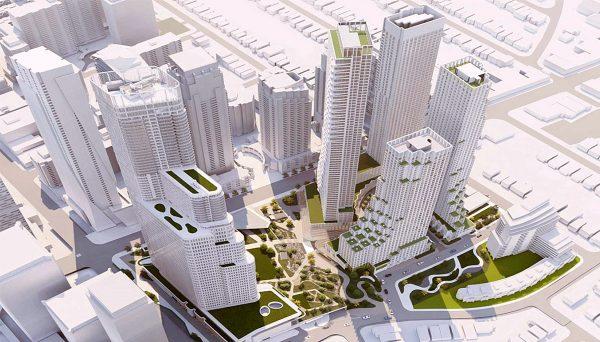 Canada Square Master-Planned Community