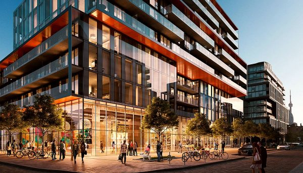 New Condo Project at 475 Front St E, Toronto, ON M5A 1G9