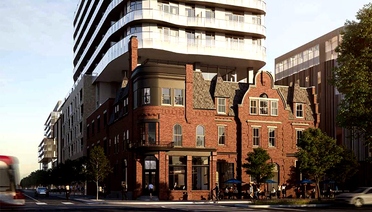 New Condo Project located at 475 Front St E, Toronto, ON M5A 1G9