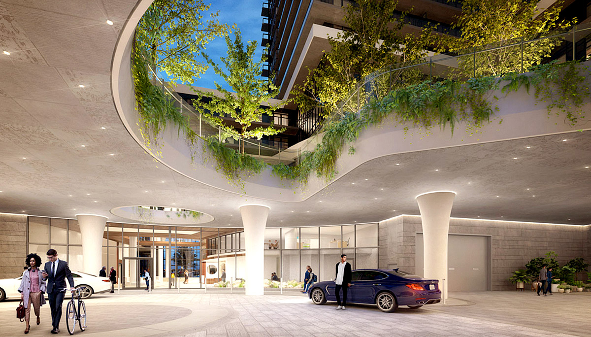 Condo Project at 5081 Hurontario St., Mississauga, ON, L4Z 3X7