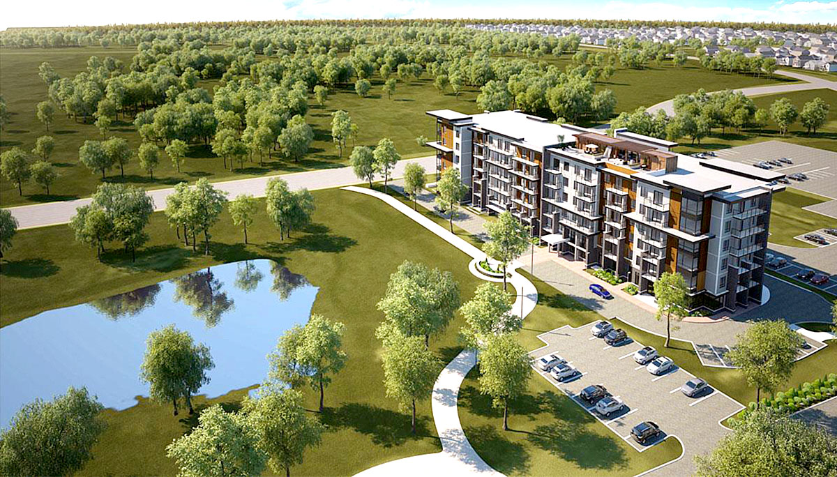 New Condo project at 9700 Ninth Line, Markham, ON L6B 1A8