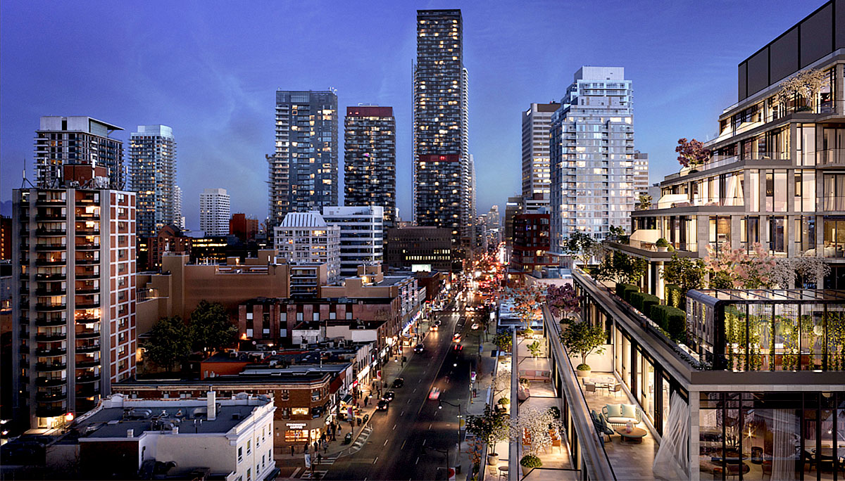 New Condo Project at 2500 Yonge St, Toronto, ON M4P 2H7
