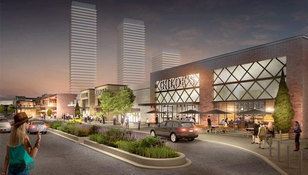 CF Fairview Mall Revitalization Master-Planned Community