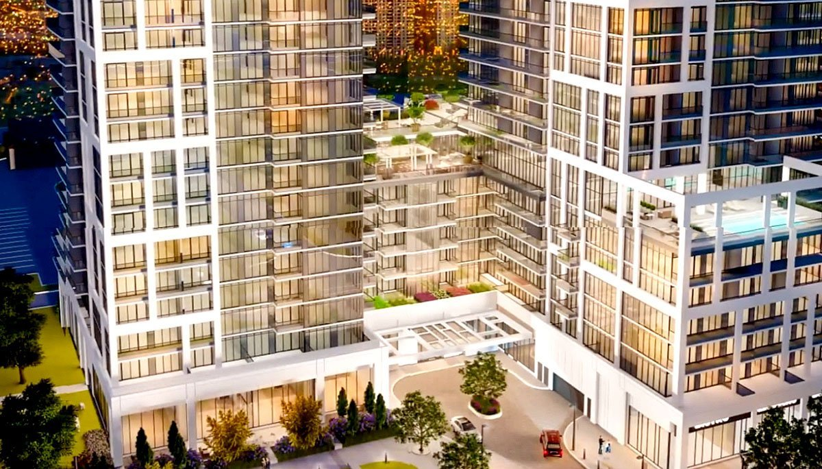 New Condo Project at 8946 Jane St, Concord, ON L4K 2M9