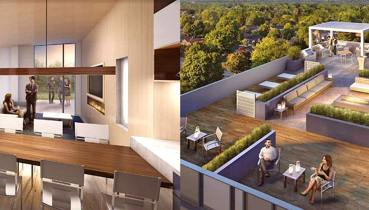 A New Mid-rise Condominium at 1850 Rathburn Rd E, Mississauga, ON L4W 2X9