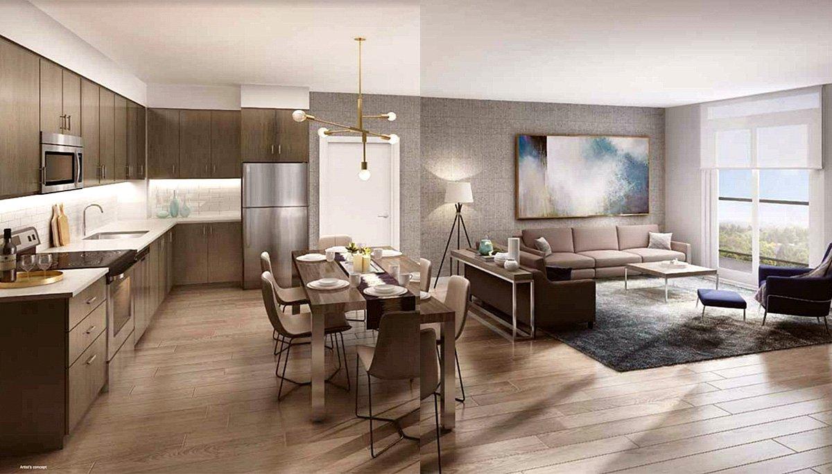 Upscale and luxury amenities