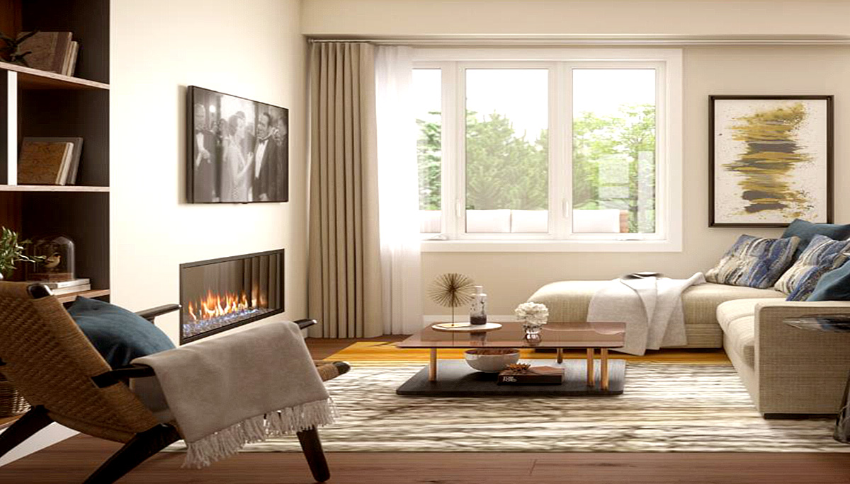 New Luxury Townhomes with large spacious, open-concept layouts