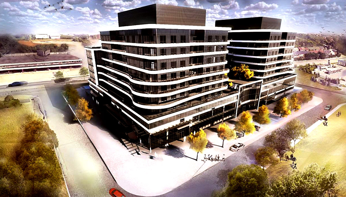 New Mixed-use Mid-rise Condominium in Bayview Village Neighbourhoo