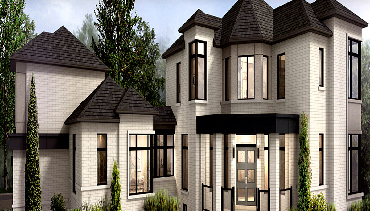 Townhome and Single-Detached development at Cornell Centre Blvd & 16th Ave, Markham, ON L6B 1H9
