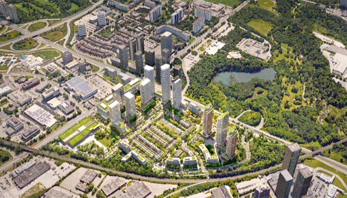 New Condominium Development in Wynford-Concorde neighbourhood