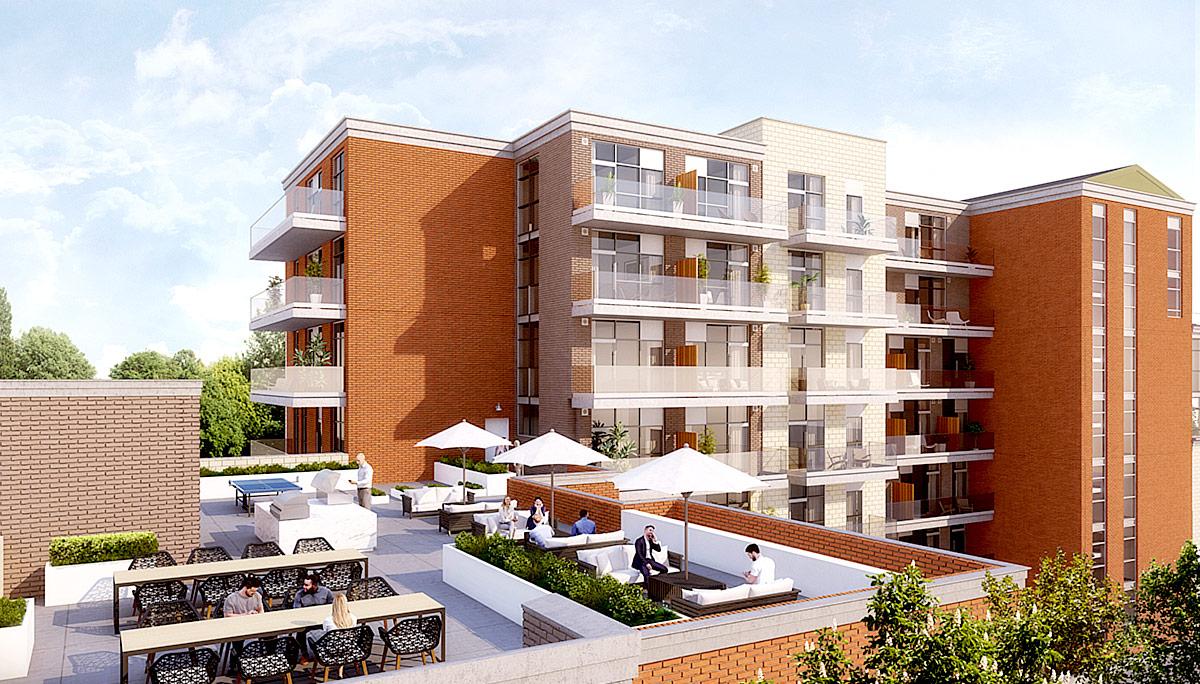 New Pre-construction Mixed-use Condo Development in Kingston's historic downtown