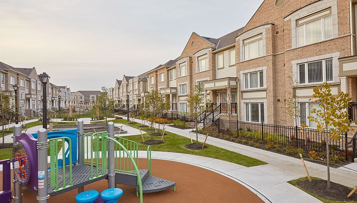 New Townhome Project at Beckenrose Ct, Brampton, ON L6Y 0C3