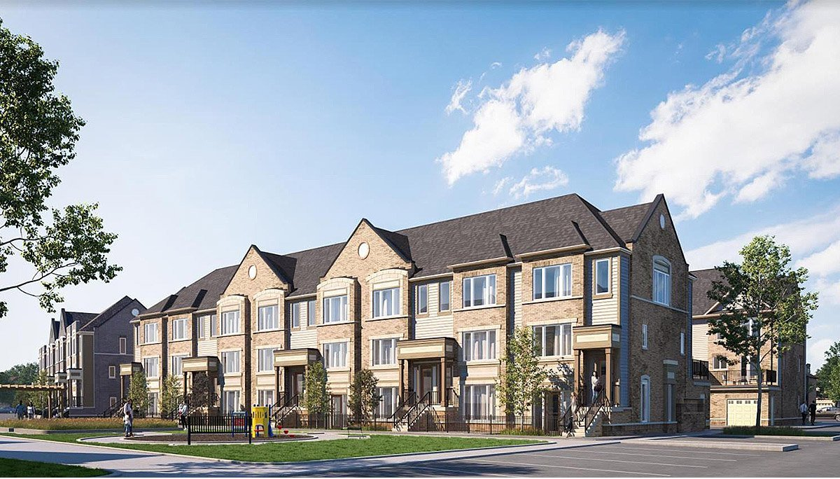 New Townhome Project at Rising Hill Ridge, Brampton, ON L6Y 0C3