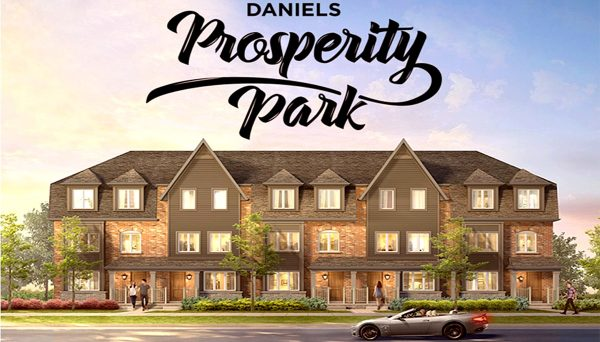 Prosperity Park Condo Towns